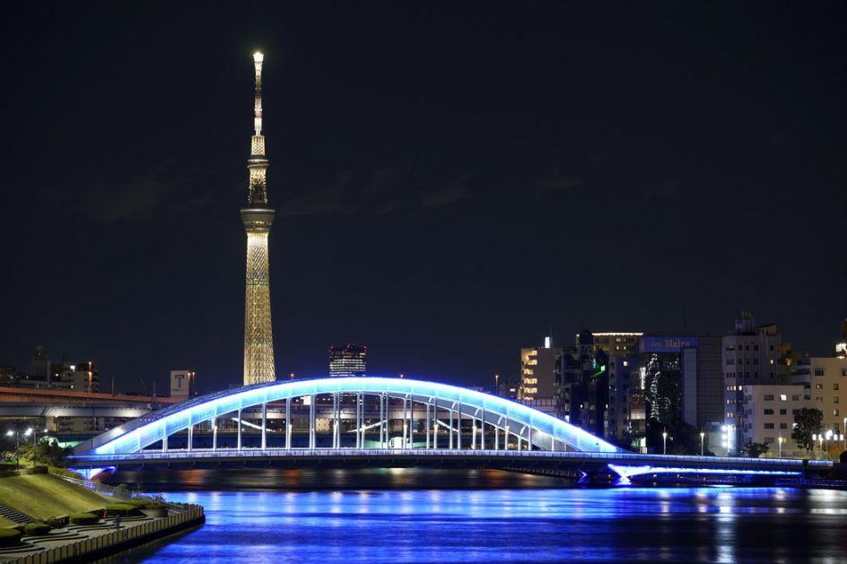 Tropska oluja u Tokiju za vreme Olimpijskih igara
