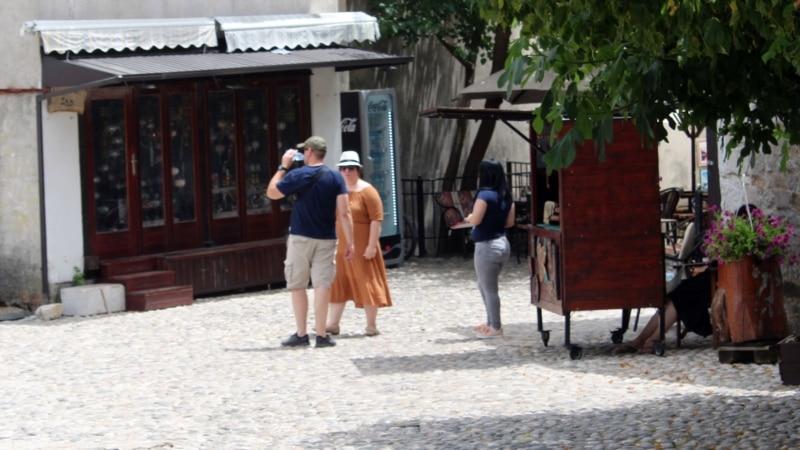 Tropske vrućine u Mostaru