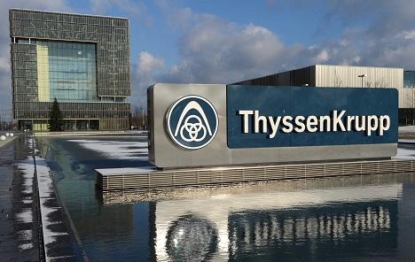 Troškovi i rezervacije srezali godišnju dobit ThyssenKruppa