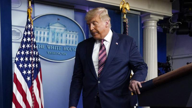 Trump nagovestio da je spreman da napusti Belu kuću