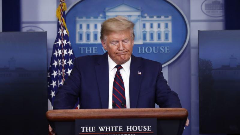Trump neće da nosi masku