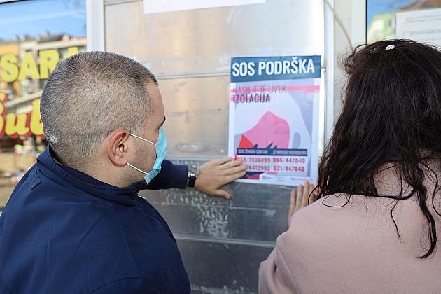 """""""Tržnica"""" u borbi protiv rodno zasnovanog nasilja"""