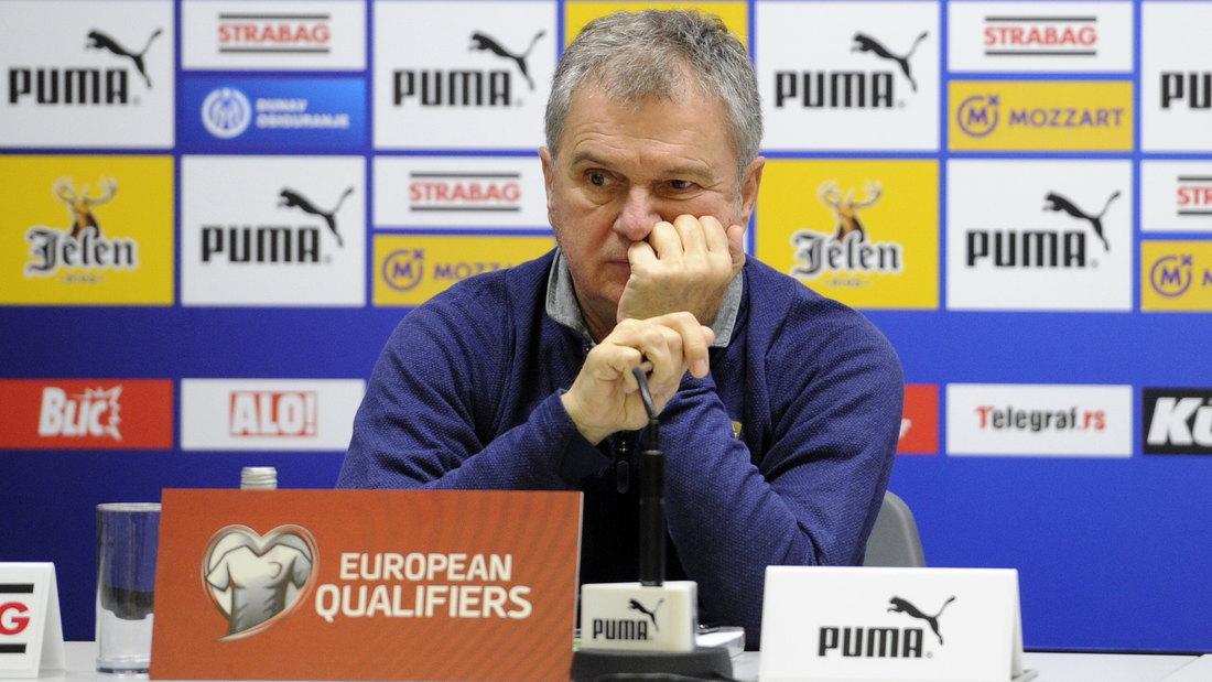 Tumbaković: Dobar nagoveštaj, do marta da nađemo formu
