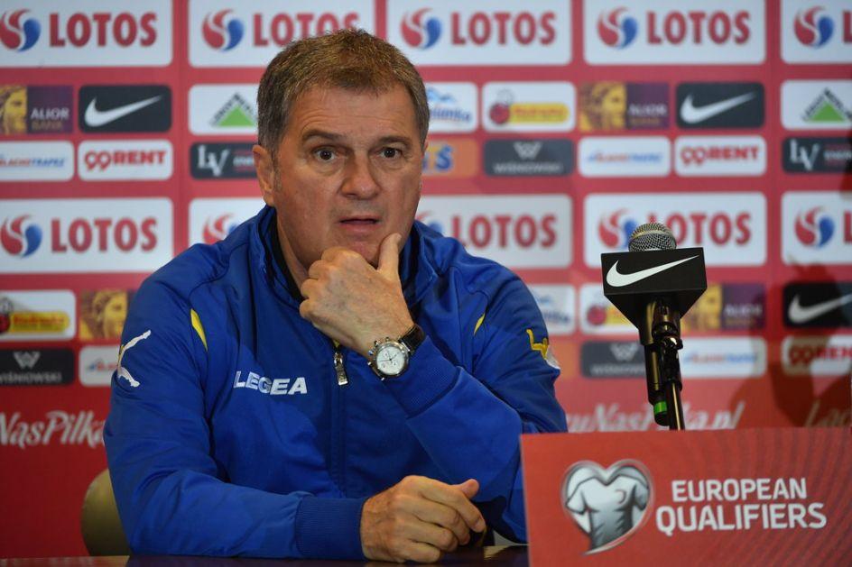 Tumbaković sutra saopštava spisak za start Lige nacija; UEFA: Fudbalere izuzeti iz karantina posle putovanja