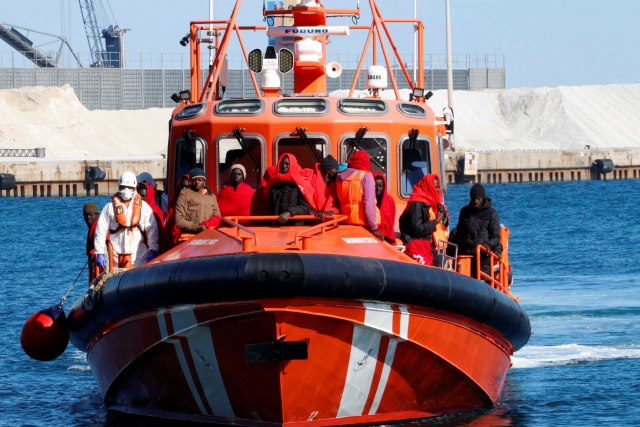 Tunis dvije nedelje blokira iskrcavanje migranata