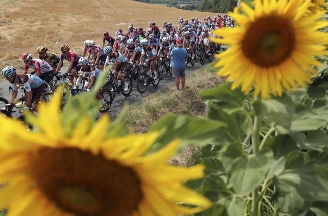 Tur de Frans - Kintani 18. etapa, Alafilip i dalje vodeći