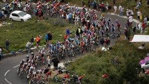 Tur de Frans je sve više putovanje oko Francuske