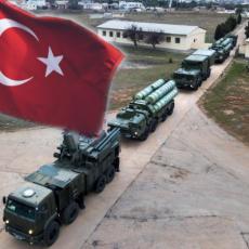 Turci kompletirali S-400: Rusija okončala drugu fazu isporuke MOĆNOG RAKETNOG SISTEMA!