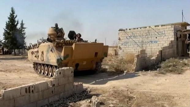 Asadove snage stigle u pomoć Kurdima