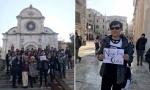 Turisti sa Tajvana šetali sa natpisom Nismo iz Kine: Deca bežala od njih