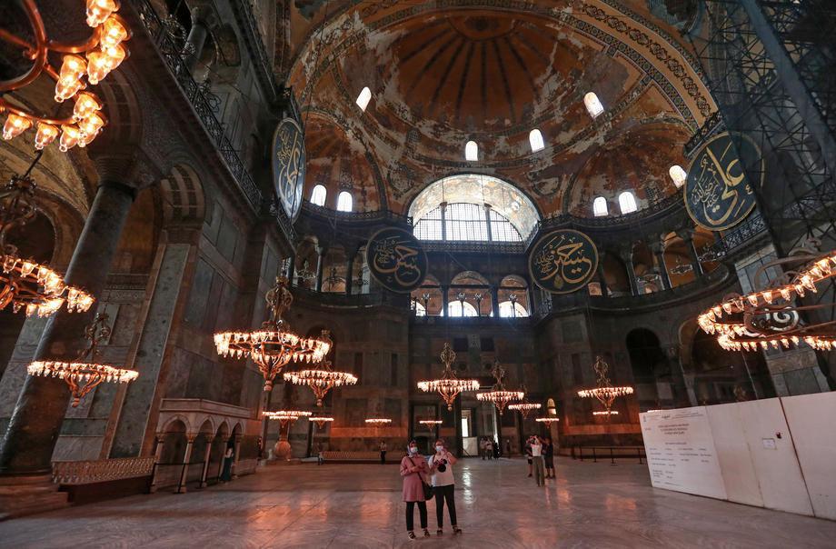Odluka Turske definitivna: Aja Sofija postaje džamija - pravoslavni svet oštro reaguje