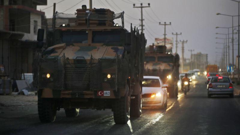 Turska krenula u ofanzivu u Siriji, kurdski položaji na meti bombardera
