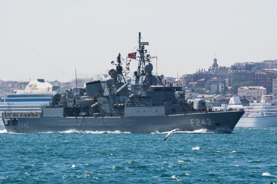 Turska nastavlja sporne aktivnosti u istočnom Mediteranu