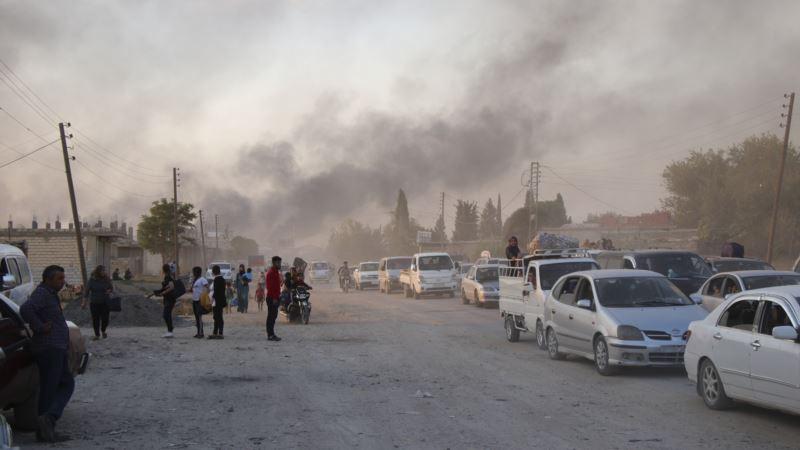 Turska ofanziva u Siriji: Rizik od egzodusa 300.000 ljudi