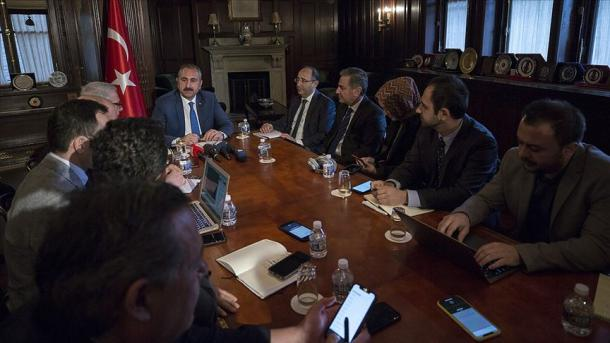 Turska ponovila zahtjev SAD-u za izručenje vođe FETO-a Gulena