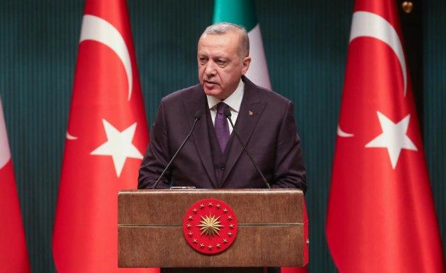 Turska se neće povući zbog pretnji