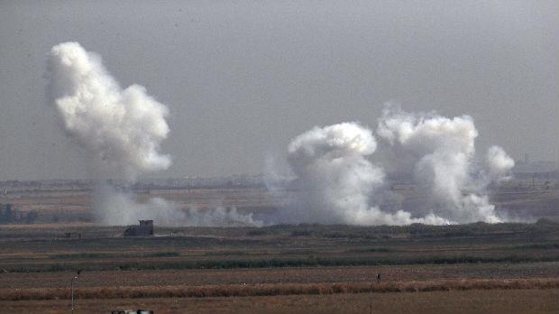 Turske snage proširile zonu napada, Kurdi uzvraćaju