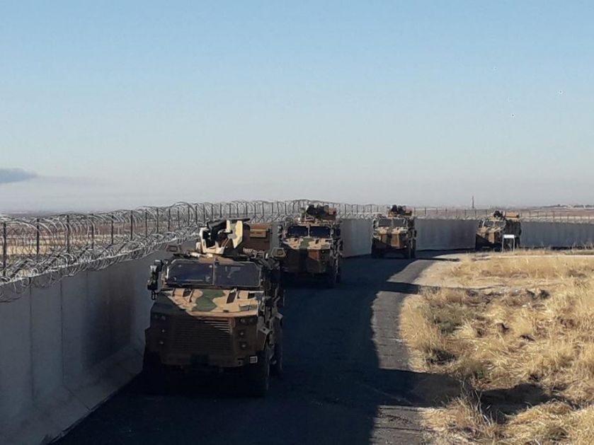 Turske snage uništile Pancir S-1 sirijskih snaga
