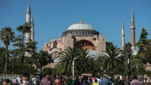 Turske vlasti odbacile kritike Uneska o zdanju Svete Sofije