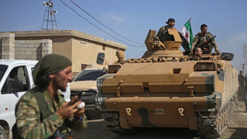 Merkel pozvala Erdoana da odmah obustavi ofanzivu u Siriji