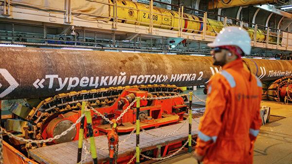 """""""Turski tok"""" postaje jedna od ključnih gasovodnih arterija Evrope"""