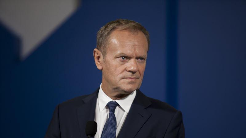 Tusk: Johnsonovo pismo ne nudi stvarnu alternativu