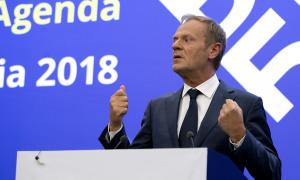 Tusk: Ne postoji plan B, Zapadni Balkan je sastavni deo Evrope