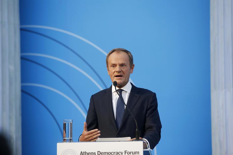 Tusk: Rusija je strateški problem ne partner