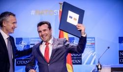 Tusk i Stoltenberg pozvali makedonske političare da iskoriste istorijsku priliku