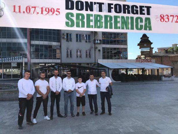 Tutinci se sjećaju genocida u Srebrenici