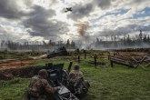Tutnji na Crnomorskoj obali: To pucaju Rusija, Belorusija i Srbija