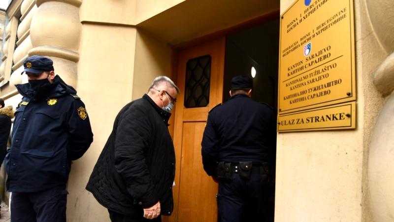 Tužilac traži pritvor za uhapšene u istrazi o smrti Dženana Memića