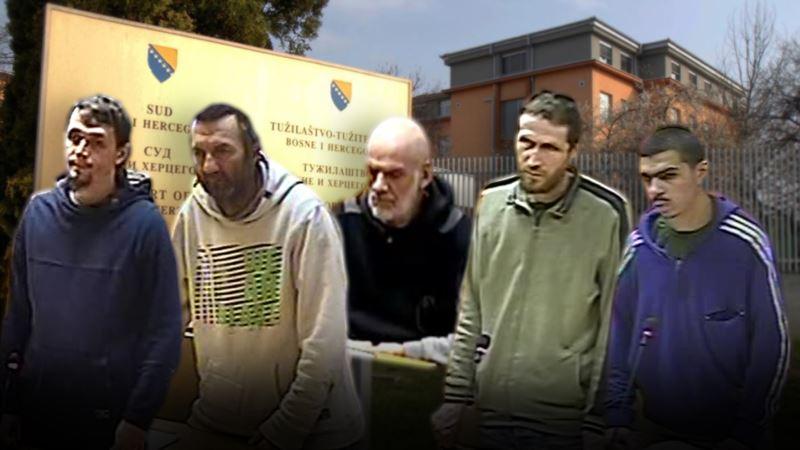 Tužilaštvo BiH tražilo produženje pritvora za osumnjičenog za učešće na sirijskom ratištu