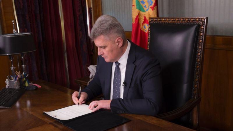 Tužilaštvo formiralo predmet o sumnjivim transakcijama predsednika parlamenta, Brajović tvrdi da je sve radio po zakonu