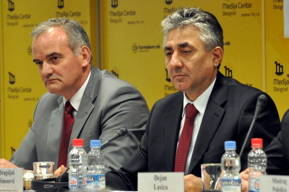 Tužilaštvo se žalilo na presudu Dragoljubu Simonoviću