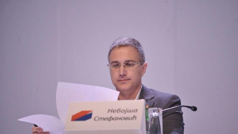 Tužilaštvo za RSE: Prihvaćen zahtev za saslušanje bivšeg šefa srpske policije