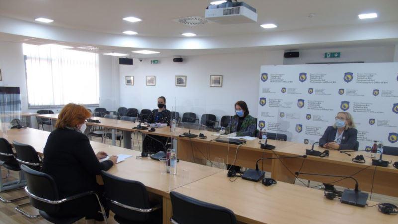 Tužiteljstvo BiH i UNODC-a: Regionalni projekt borbe protiv nezakonite trgovine oružjem
