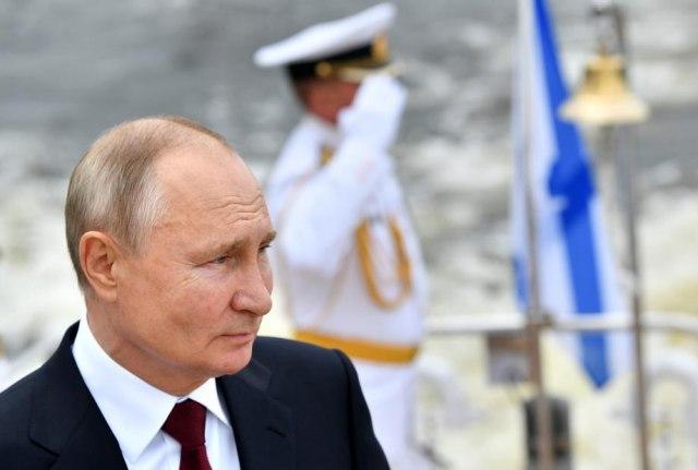 Tvrdio da je Putin demon - osuđen na psihijatrijsko lečenje