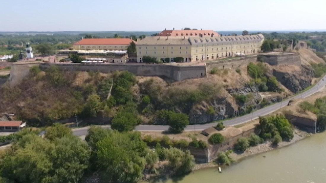 Tvrđave u Sremu - Petrovaradinska tvrđava (RTV1 u 16 časova)