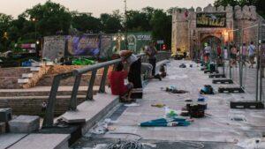 """Tvrđavski most u Nišu danas """"završen"""", a na njemu radovi"""
