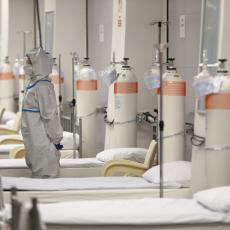 U 10 GODINA NIJE UMRLO LJUDI KOLIKO ZA TRI MESECA Zastrašujuće svedočenje lekara iz hrvatske kovid-bolnice