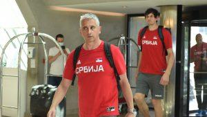 U Atini danas košarkaši Srbije startuju na Akropolis kupu