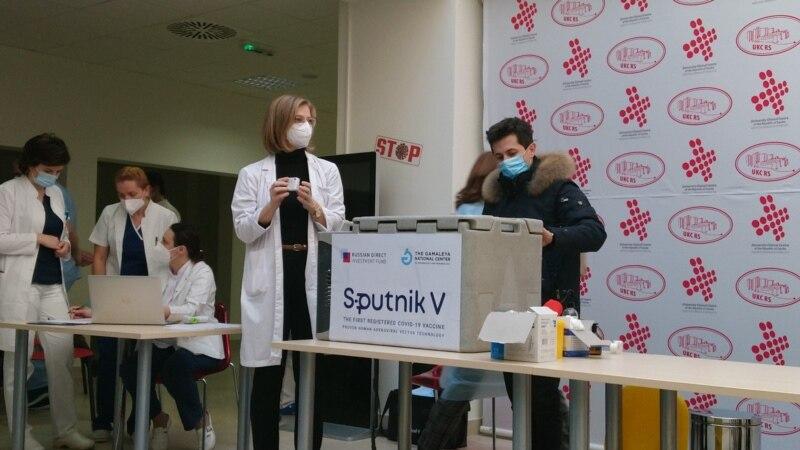 U Banjaluci nastavljena masovna vakcinacija starijih od 65
