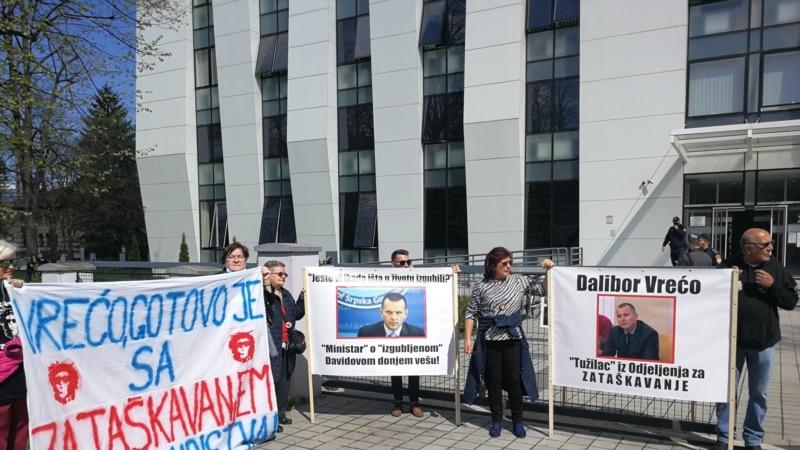 U Banjaluci odgođeno suđenje u slučaju Dragičević