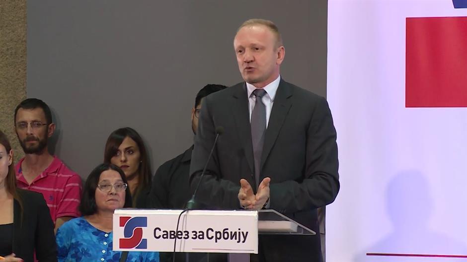 U Beogradu i zvanično formiran Savez za Srbiju