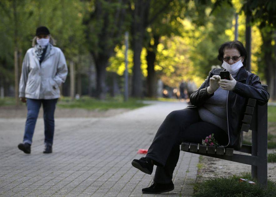 U Beogradu manji broj obolelih - 540, u Novom Sadu 147 slučajeva
