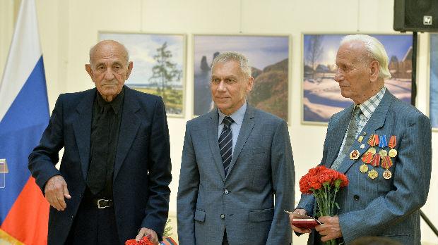 U Beogradu obeležen Dan Rusije, uručene medalje ratnim veteranima