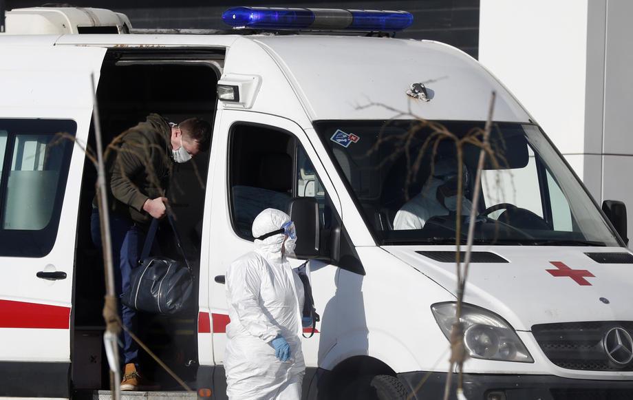 U Beogradu skoro polovina obolelih, slede Valjevo, Ćuprija i Niš
