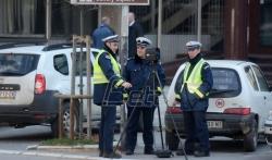 U Beogradu uhapšena dvojica zbog izazivanja udesa i nepružanja pomoći povredjenom