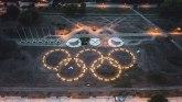 U Beogradu zasijali olimpijski krugovi FOTO/VIDEO